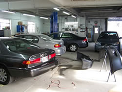 Auto Body Shopin Glendale